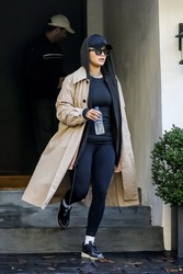 Rita Ora - Leaving the gym in Beverly Hills 2/4/19