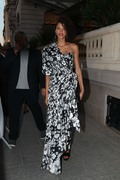 Noemie Lenoir  -                                amfAR Dinner Paris July 4th 2018.