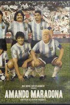 Amando a Maradona (2005) DVD9 COPIA 1:1 ITA SPA