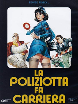 La poliziotta fa carriera (1976) DVD5 Copia 1:1 ITA