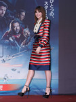 Felicity Jones at the 'Rogue One: A Star Wars Story' Tokyo Photocall 12/7/2016
