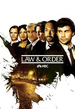 Law & Order - I due volti della giustizia - Stagioni 01-20 (1991-2010) [Completa] .avi SATRip MP3 ITA