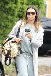 Jessica Alba - Out in Beverly Hills 5/19/18