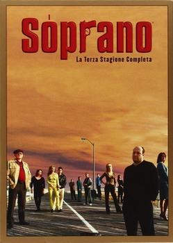 I Soprano - Stagione 3 [Completa] (2001) 4xDVD9 Copia 1:1 ITA/ENG/HUN
