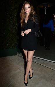 Barbara Palvin - WME Pre-Oscar Party in LA 2/22/19