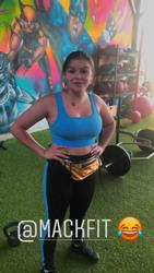 Ariel Winter at the Gym - 7/19/18 Instagram Stories