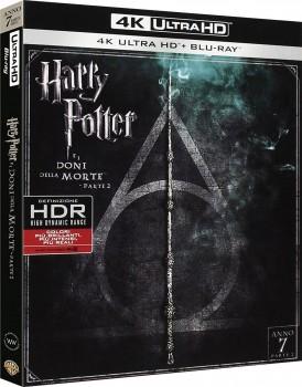 Harry Potter e i Doni della Morte - Parte 2 (2011) Full Blu-Ray 4K 2160p UHD HDR 10Bits HEVC ITA DD 5.1 ENG DTS-HD MA 7.1 MULTI