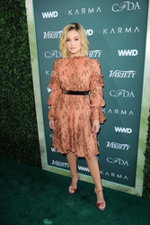 Olivia Holt - Council of Fashion Designers of America, Variety and WWD Host Runway to Red Carpet in LA 2/20/18