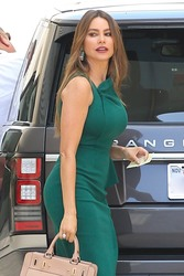 Sofia Vergara - Shopping in LA 4/25/19