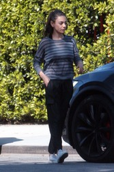 Mila Kunis - Out in LA 4/23/18