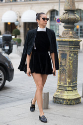 Nina Dobrev - Out in Paris 10/2/18
