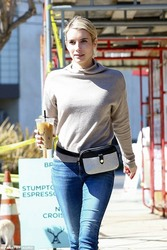 Emma Roberts - Out in LA 2/20/18