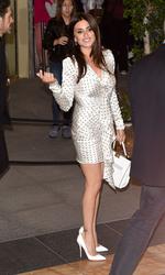 Penelope Cruz - Leaving her hotel in Cannes 5/9/18