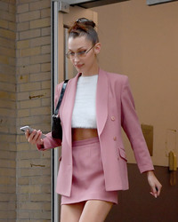 Bella Hadid - Out in NYC 9/12/18