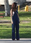 Selena Gomez at Lake Balboa park in Encino 02/02/201822b67c737638003