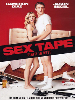 Sex Tape - Finiti in rete (2014) DVD9 Copia 1:1 ITA-ENG-FRE-GER