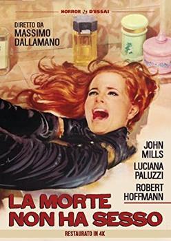 La morte non ha sesso (1968) DVD5 COPIA 1:1 ITA ENG