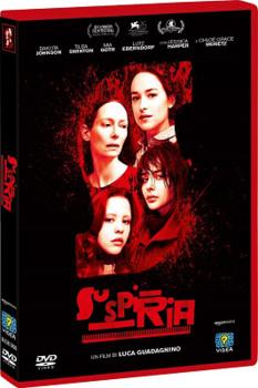 Suspiria (2018) DVD9 Copia 1:1 ITA ENG
