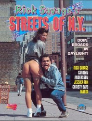 The Streets Of New York 1 (Rick Savage's Streets Of N.Y.) (1993)