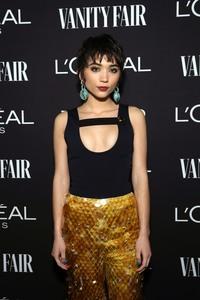 Rowan Blanchard - Vanity Fair & LOréal Paris Celebrate New Hollywood in LA 2/19/19