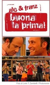 Ale & Franz - Buona La Prima(2007) Prima Stagione Completa 5xDVD5 Copia 1:1 ITA