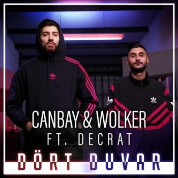 Canbay & Wolker - Dört Duvar (2018) Single Albüm İndir