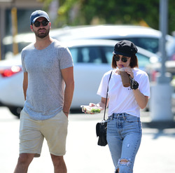 Lucy Hale - Out in LA 8/7/18