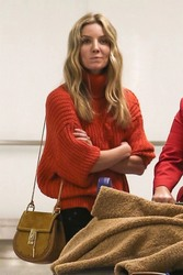 Annabelle Wallis - At LAX Airport 1/16/19