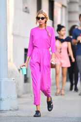 Stella Maxwell - Out in NYC 5/30/18