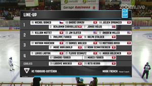 Swiss Ice Hockey Cup 2018-09-19 1/16 Final HC Sierre vs. HC Fribourg-Gottéron - French 233031979575744