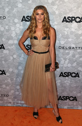 Nina Agdal - 21st annual ASPCA Bergh Ball in NYC 4/19/18