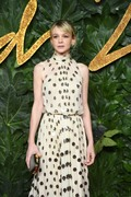 Carey Mulligan - The 2018 British Fashion Awards in London 12/10/18