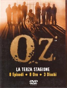 Oz - Terza Stagione (1999) [Completa] 3x DVD9 Copia 1:1 ITA/ENG