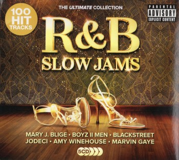R&B Slow Jams: The Ultimate Collection 5CD (2019) Full Albüm İndir