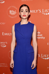 Emmy Rossum - EMILY's List's 'Resist, Run, Win' Pre-Oscars Brunch in LA 2/27/18