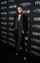 Taylor Hill - Vanity Fair & LOréal Paris Celebrate New Hollywood in LA 2/19/19