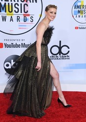 Amber Heard - American Music Awards at Microsoft Theater in Los Angeles - 9/9/2018