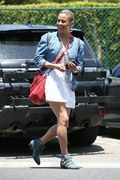 Paula Patton - Out in Beverly Hills 6/18/18