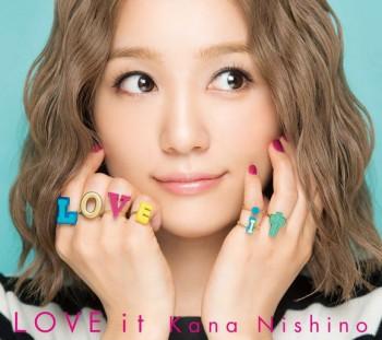 西野カナ-LOVEit(MEGA)