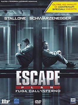 Escape plan - Fuga dall'inferno (2013) DVD9 COPIA 1:1 ITA ENG