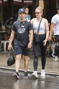 Sophie Turner - Out in NYC 8/3/18