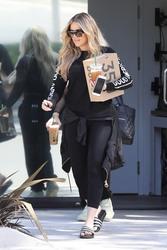 Khloe Kardashian - Out in Calabasas 6/18/18