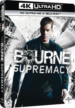 The Bourne Supremacy (2004) Full Blu-Ray 4K 2160p UHD HDR 10Bits HEVC ITA DTS 5.1 ENG DTS-HD MA 7.1 MULTI