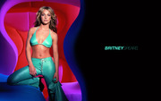 Britney Spears : Hot Wallpapers x 8
