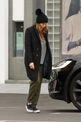 Jessica Alba - Shopping in West Hollywood 1/19/18