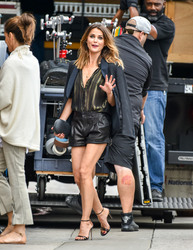 Keri Russell -                       ''Jimmy Kimmel Live'' Arrival Hollywood May 29th 2018.