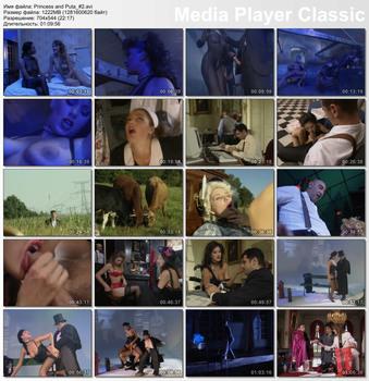 Принцесса и Шлюха 2 / La Princesse Et La Pute 2 (1996) DVDRip (с русским переводом)