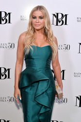 Carmen Electra - Badgley Mischka Fashion Show in NYC 9/8/18