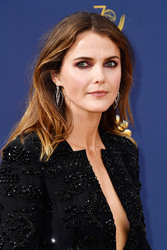 Keri Russell - 70th Emmy Awards in LA 9/17/18