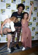 Emily Bett Rickards -               San Diego Comic-Con July 21st 2018.